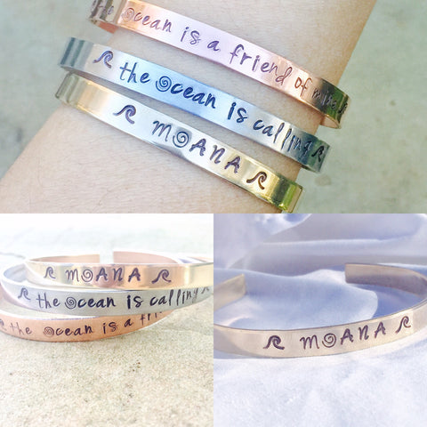 Moana Bracelet, Moana Jewelry,  Natashaaloha - Natashaaloha, jewelry, bracelets, necklace, keychains, fishing lures, gifts for men, charms, personalized,