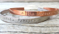 Personalized Jewelry Cuffs, Bracelets - Natashaaloha, jewelry, bracelets, necklace, keychains, fishing lures, gifts for men, charms, personalized,
