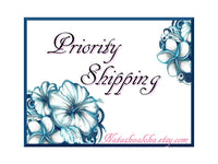 up grade to priority shipping, 2-3 day shipping, U.S. customers only - Natashaaloha, jewelry, bracelets, necklace, keychains, fishing lures, gifts for men, charms, personalized,