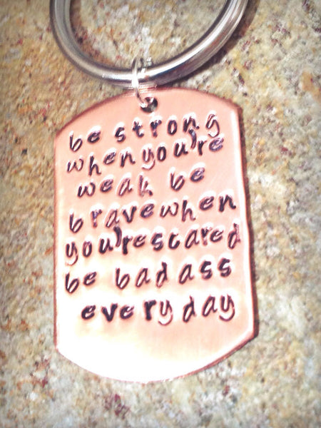 Cancer Keychain Personalized - Natashaaloha, jewelry, bracelets, necklace, keychains, fishing lures, gifts for men, charms, personalized,