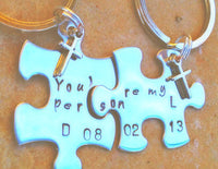 You're My Person Keychain