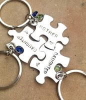 Custom Puzzle Pieces - Natashaaloha, jewelry, bracelets, necklace, keychains, fishing lures, gifts for men, charms, personalized,