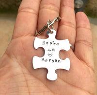 You're My Person Keychain, Grey's Anatomy Keychain