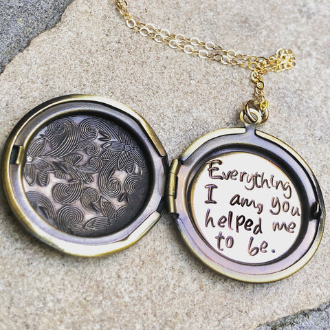 Personalized Lockets Handmade - Natashaaloha, jewelry, bracelets, necklace, keychains, fishing lures, gifts for men, charms, personalized,