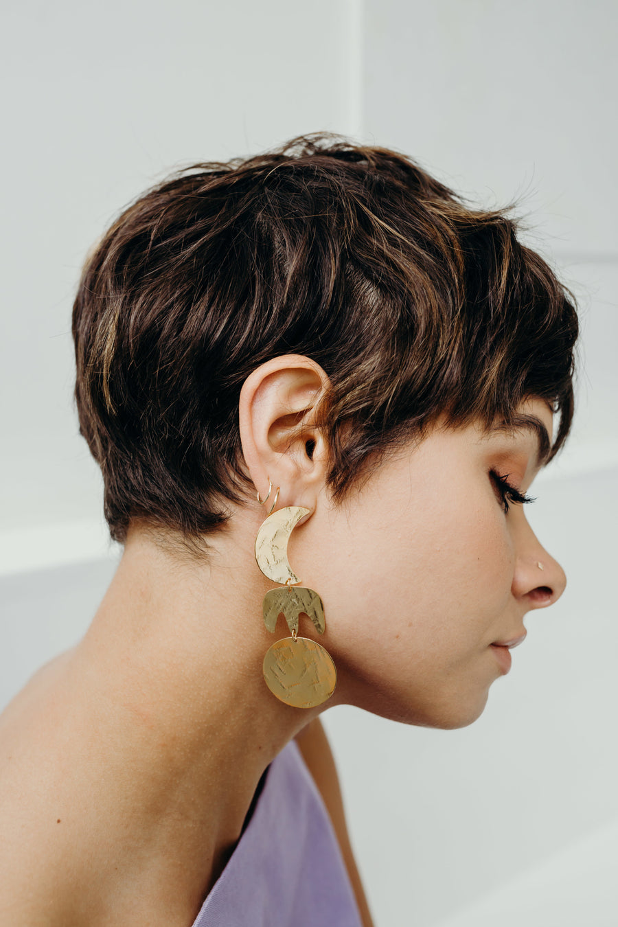 Bauhaus Earrings