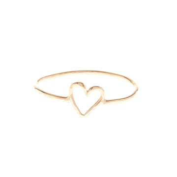 Angie Heart Ring