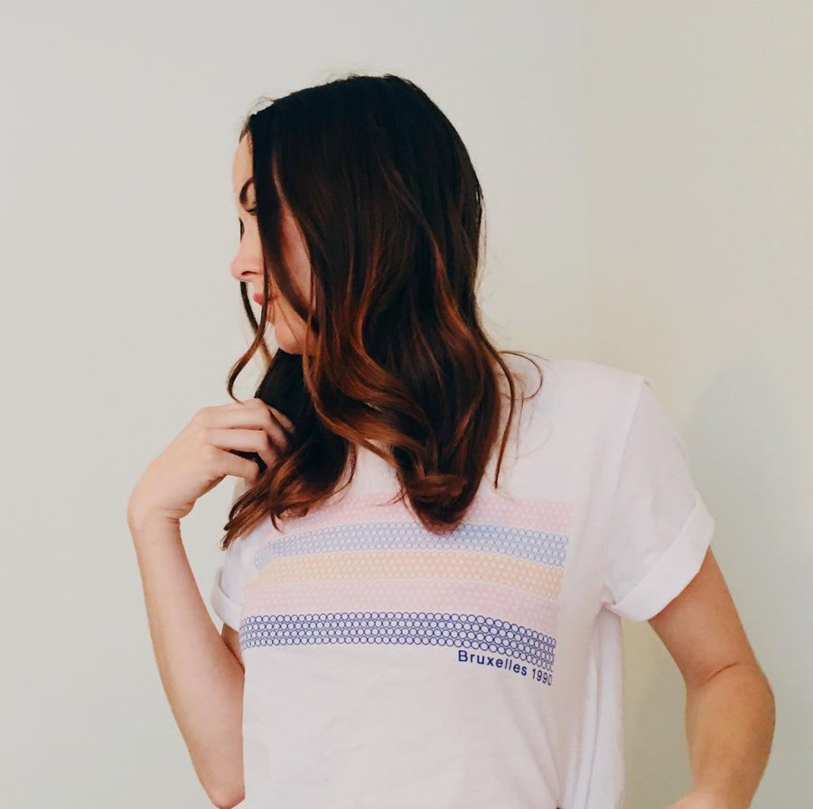 Bruxelles Stripes Tee