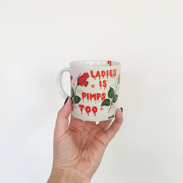Ladies Is Pimps Teacup