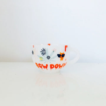Bow Down Teacup