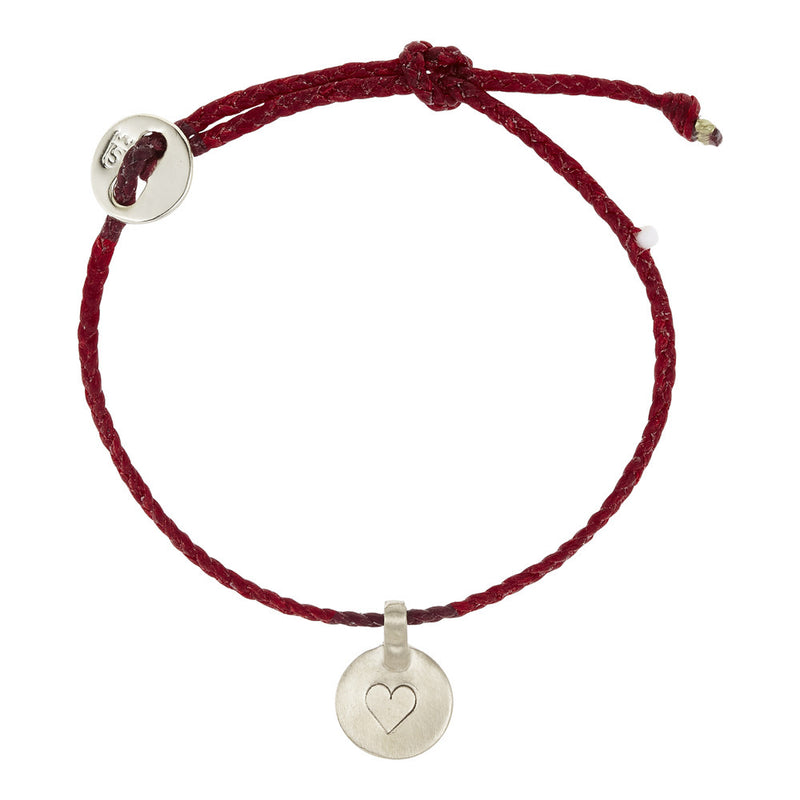 Everyday Love Bracelet in Silver (For Kids!)