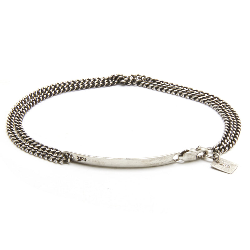 Keeper Bracelet (2.4mm CHAIN)