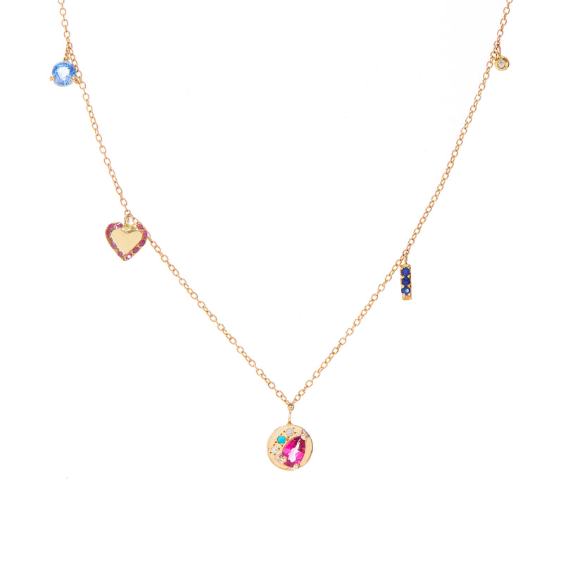 Secret Charms Necklace