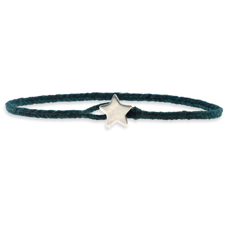 Shapely Bracelet with Star