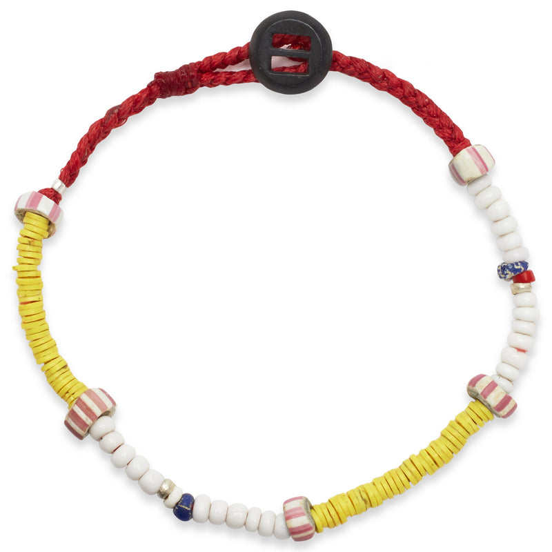 Reef Bracelet in Yellow