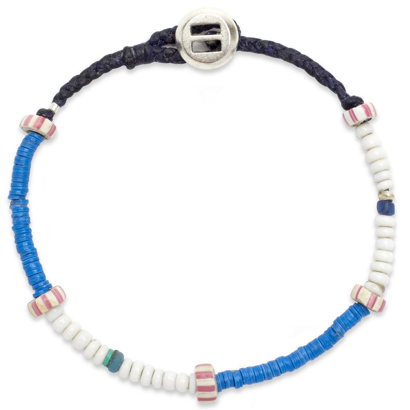 Reef Bracelet in Blue