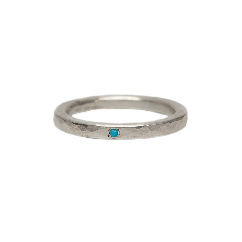 Simple Band with Turquoise