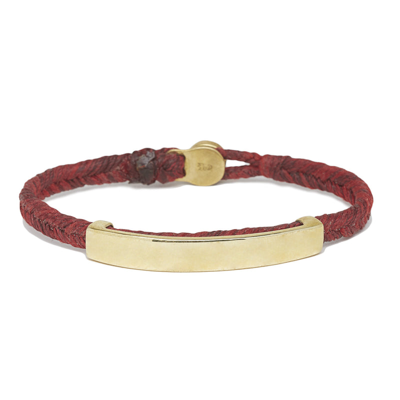 Scosha Lookout Bracelet in Red