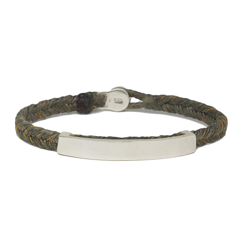 LOOKOUT BRACELET IN ARMY