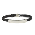 Scosha Lookout Bracelet in Black Front