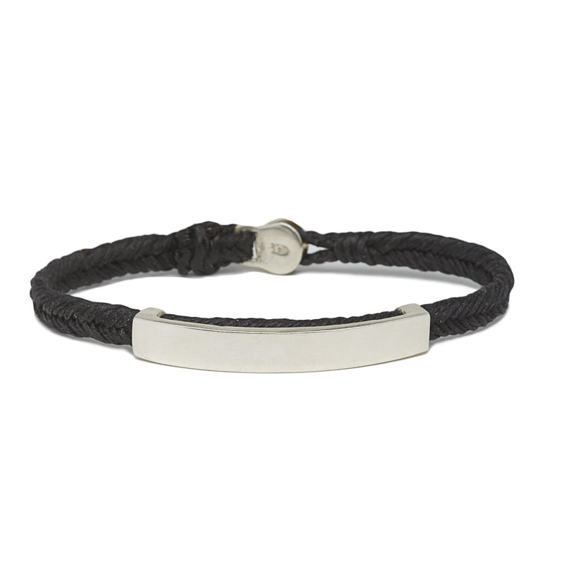 Lookout Bracelet in Black