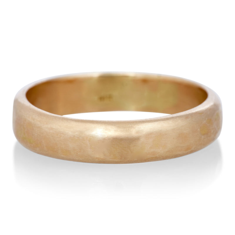 Gold BAND 4mm