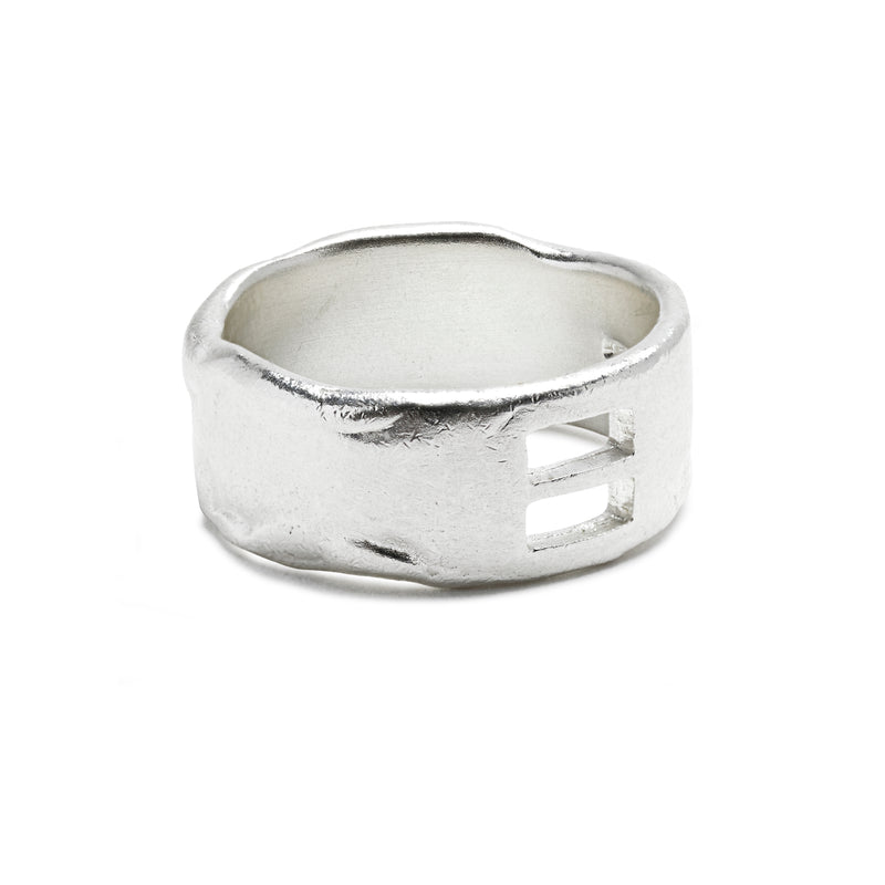 Equality Ring in Silver