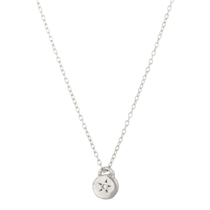 Twinkle Necklace in Silver