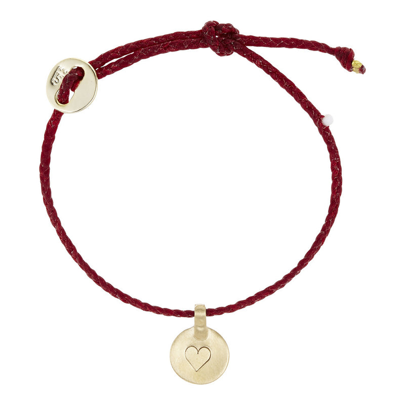 Everyday Love Bracelet in Brass (For Kids!)