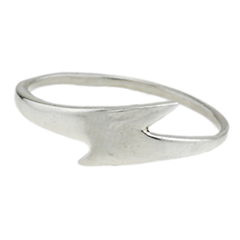 Web Exclusive: Bolt Ring in Silver