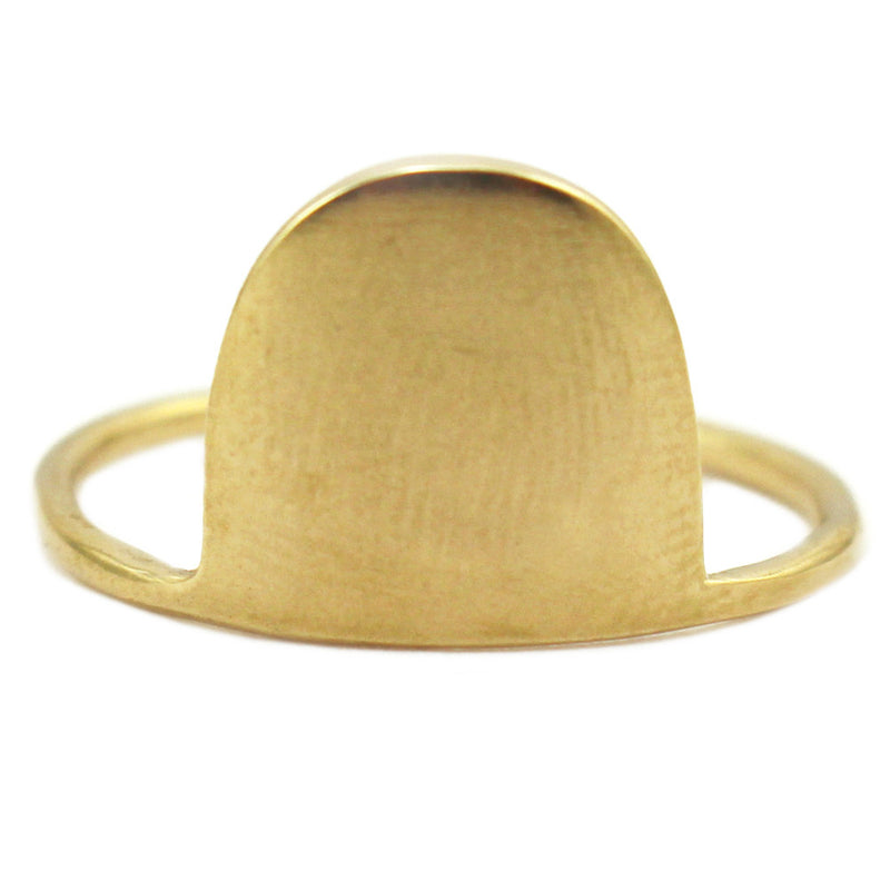 Sunrise Ring in Gold