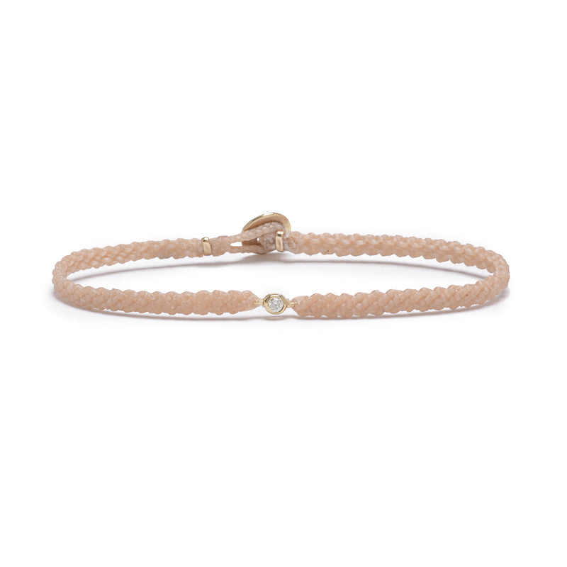 Classic Diamond Bracelet in Natural
