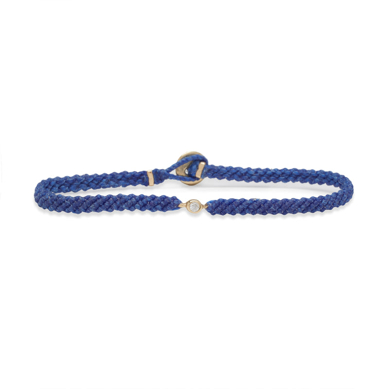 Classic Diamond Bracelet in Royal