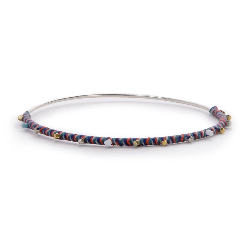 FAIRY BREAD BANGLE IN PARADISE BLEND