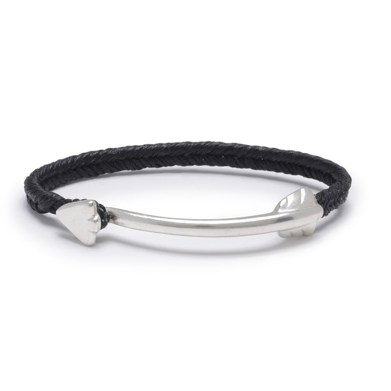 Arrow-Dynamic Bracelet in Black
