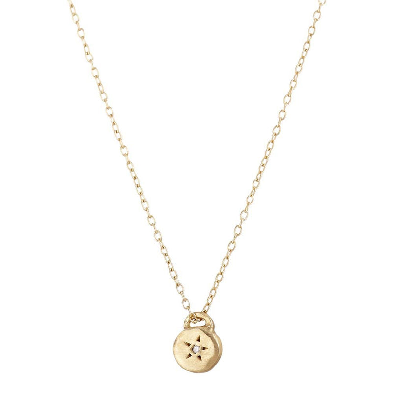 Twinkle Necklace in Gold