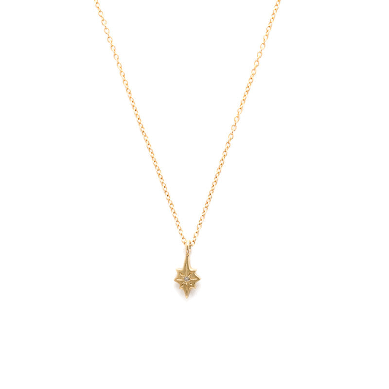 Nova Necklace in Gold