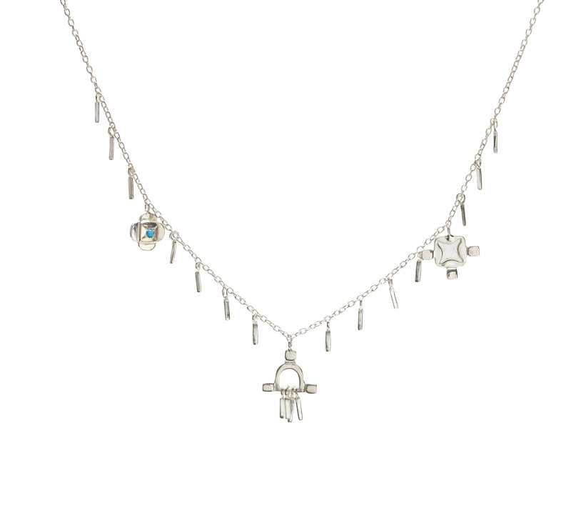 Temple Charms Necklace
