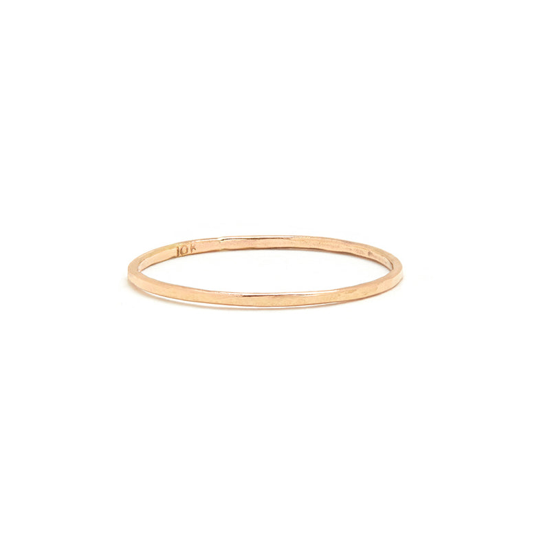 Plain Band in Gold