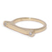 Bar Stack Ring in Gold