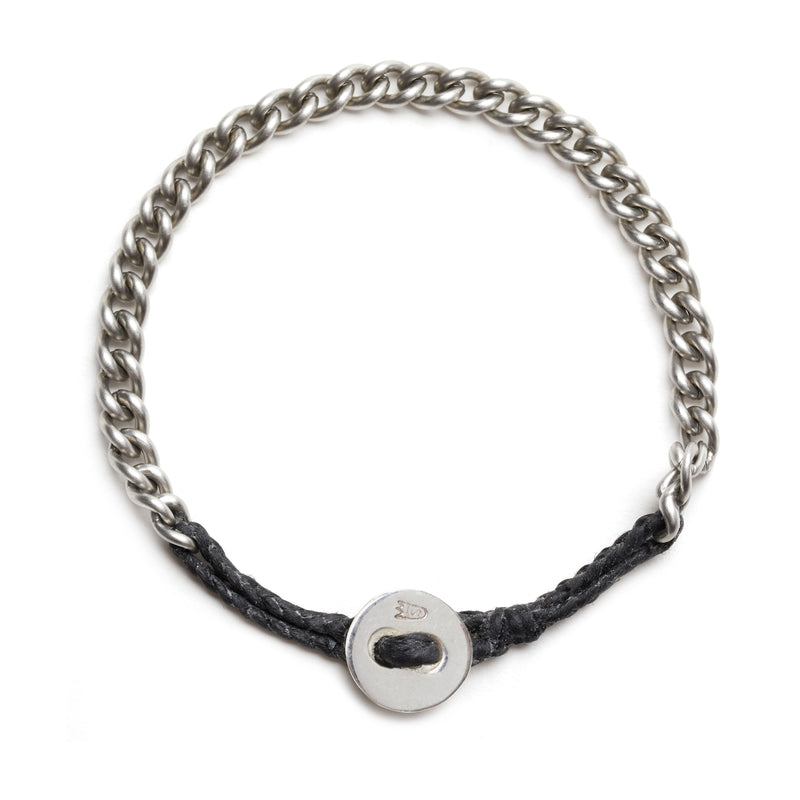 Chain Bracelet in Black