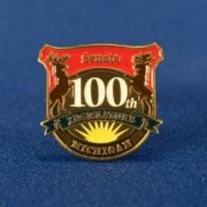 100th Legislature Senate Pin