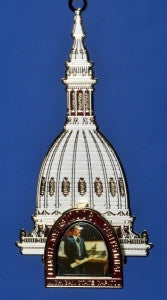 2008 Michigan Capitol Ornament