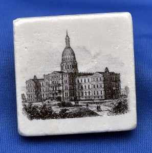 Capitol Tile Coaster Set