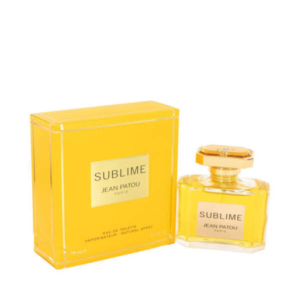 Sublime for Women Eau de Toilette by Jean Patou