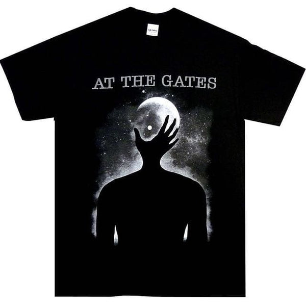 At The Gates Moon Hand Shirt S-3XL Official Death Metal T Shirt - Black / S - T-Shirt