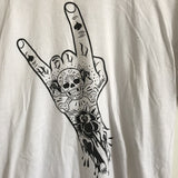 Men Tshirt Cheap Price Old School Hands Tattoo T Shirt Size - Jason Christopher Store