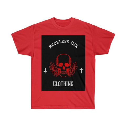 Reckless Ink T-Shirt - Jason Christopher Store