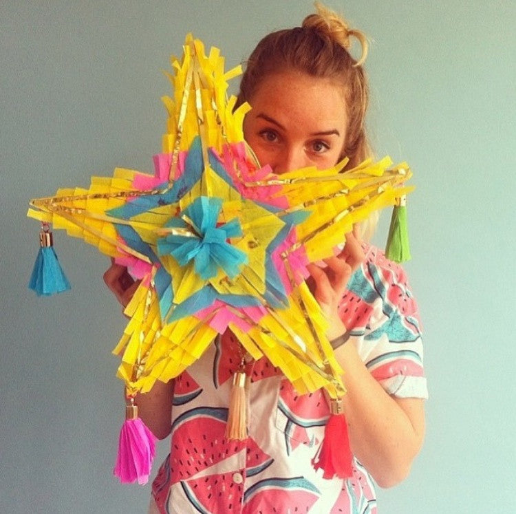 Festive Workshop: Make Yourself A Christmas Piñata!