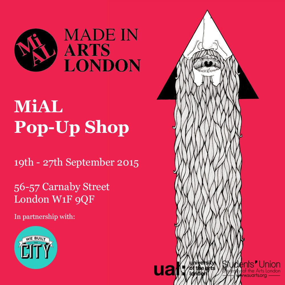 Made in Arts London Pop-Up at WBTC