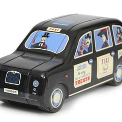 London Taxi With Toffees